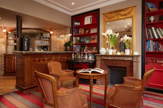 Relais Saint-Jacques: Honesty Bar