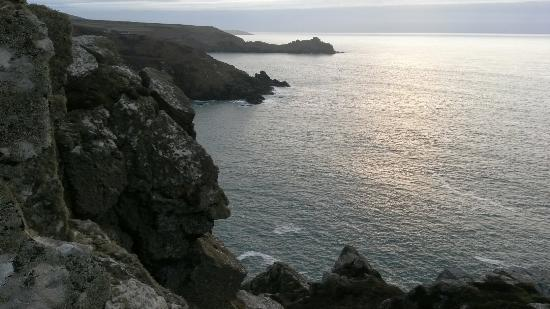 Gurnard's Head from Zennor Head