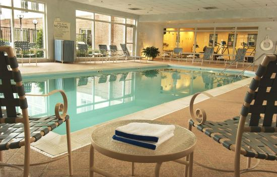 Hampton Inn Dulles-Cascades: Indoor Pool and Fitness