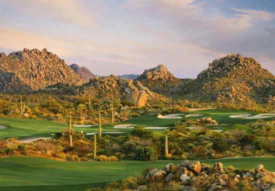 Hilton Garden Inn Scottsdale North/Perimeter Center: Scottsdale Area Golf