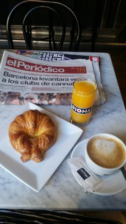 MONO Risto-Bar: Nice breakfast!