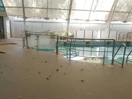 Summer Plaza Resort: Un Hygienic pool and club house