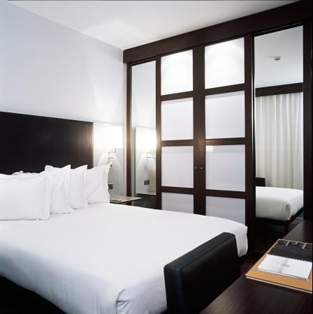 Sercotel Ciutat D´Alcoi Hotel: AC Room