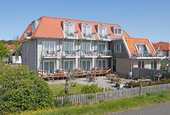Hotelletje de Veerman achterkant