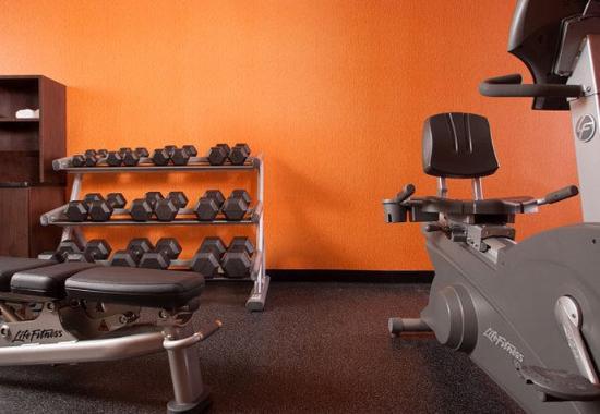 Gastonia, Северная Каролина: Fitness Center