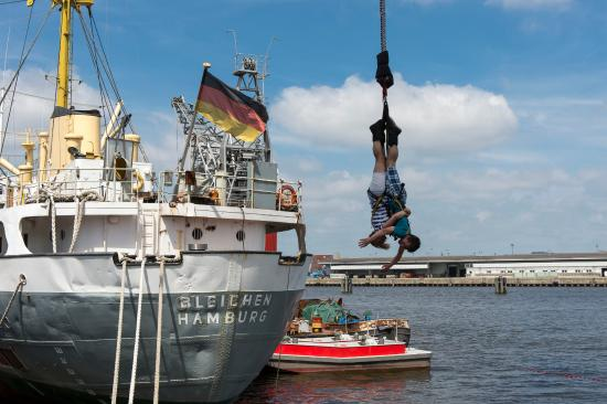 Bungee Jumping Hamburg