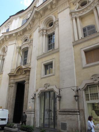 Palazzo Propaganda Fide