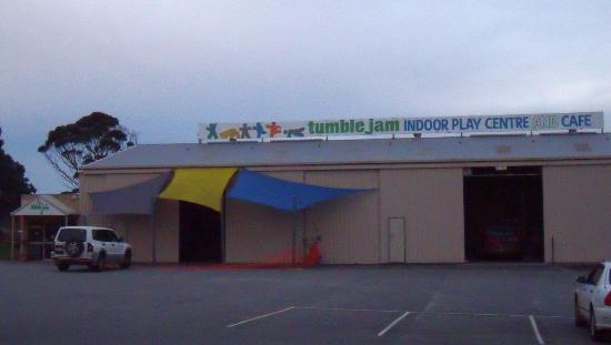 Tumble Jam Indoor Play Centre