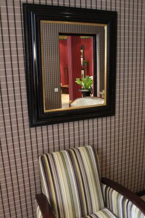 Hotel les Jardins du Luxembourg: Salon/Lounge