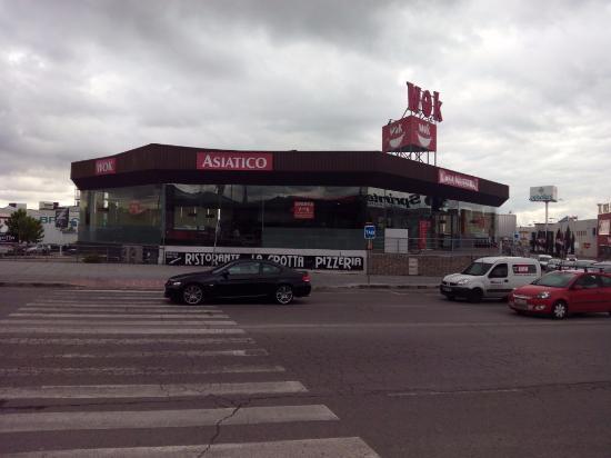 Armilla, สเปน: Exterior