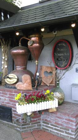 Reblandhof Weingut Besenwirtschaft Siebenhaller