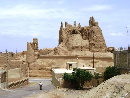 Nain, Iran: castle