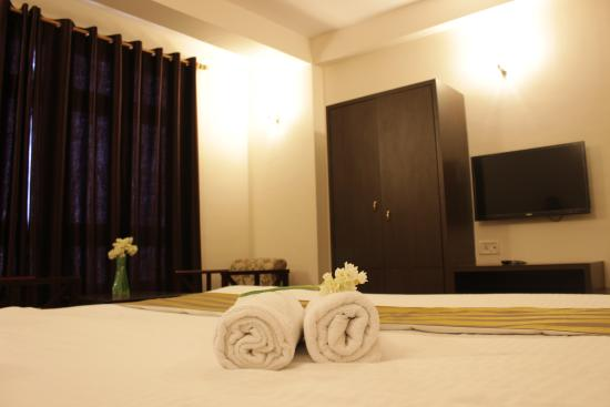 CHAS Sanderling Hotel: ROOM