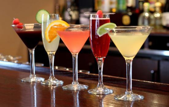 The Dining Room: Great Cocktails