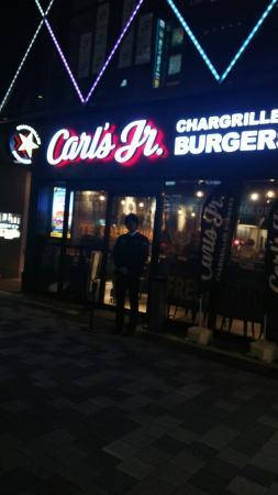 Carl's Jr. Akihabara