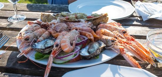 Bilde fra Seafood Cabin