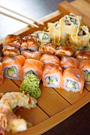 Coral Asia Sushi Restaurant