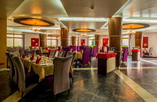 BEST WESTERN PLUS Peninsula Hotel: MotiMahal Restaurant