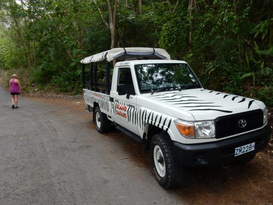 Saint Michael Parish, Barbados: Our jeep