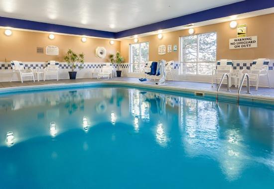 Fairborn, Ohio: Indoor Pool