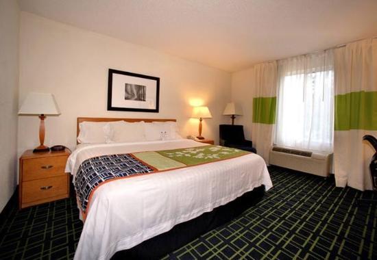 Aiken, SC: King Guest Room