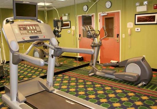 Fairmont, Virgínia Ocidental: Fitness Center