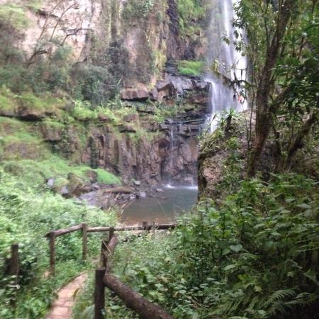 Sabie, Sudáfrica: Exotic site, exotic untouched falls at its best.. Can't wait to return!!
