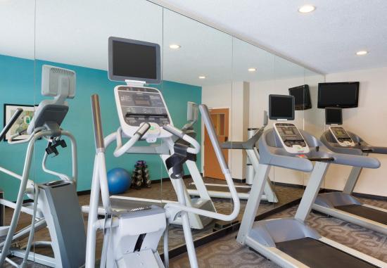 Roseville, MN: Fitness Center