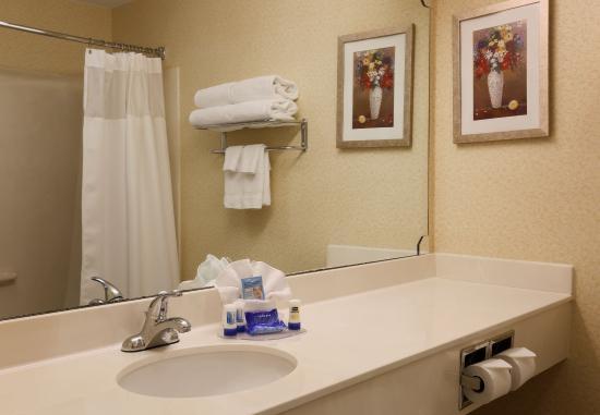 Warren, Огайо: Guest Bathroom