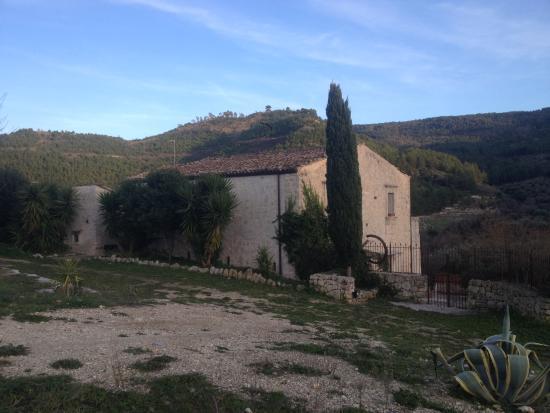 Le case di Sant'Andrea : La struttura esterna