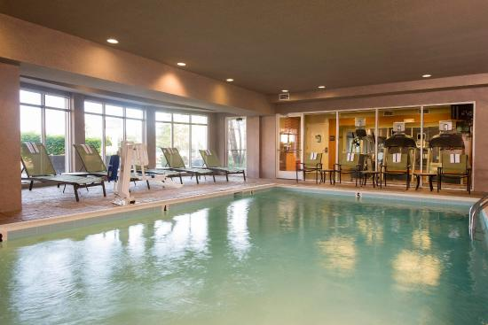 Hilton Garden Inn Lexington: Indoor Pool