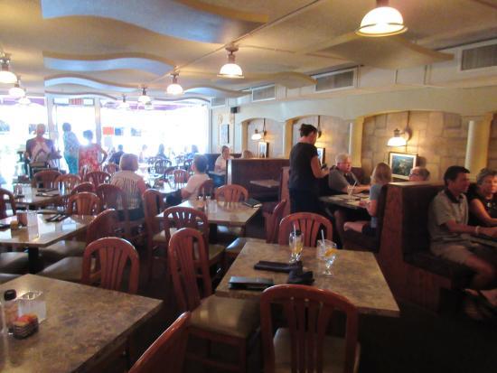 Cafe Venice: Dining Room