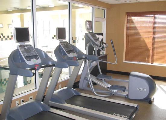 Hilton Garden Inn Addison: Fitness Center