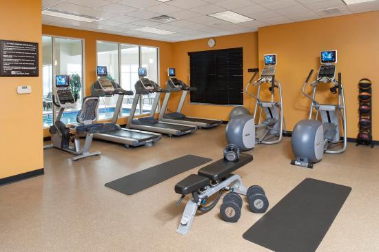 Hilton Garden Inn St. Paul/Oakdale - Fitness Center
