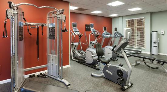 Duncanville, TX: Fitness Center