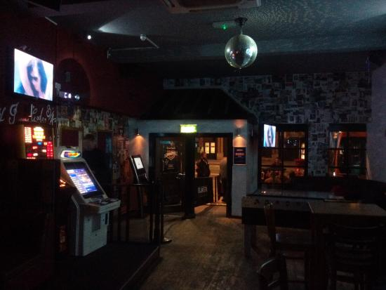 The Bunker Rock Lounge & Sports Bar