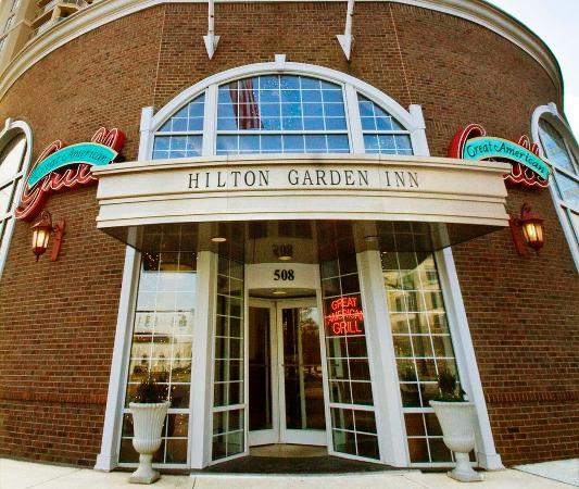 Photo of Hilton Garden Inn Charlotte Uptown