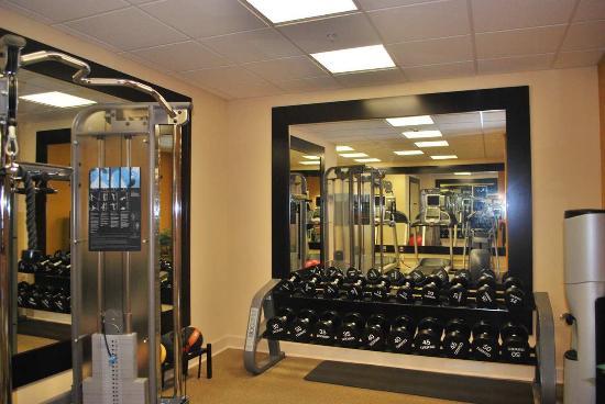 Auburn, AL: Fitness Center