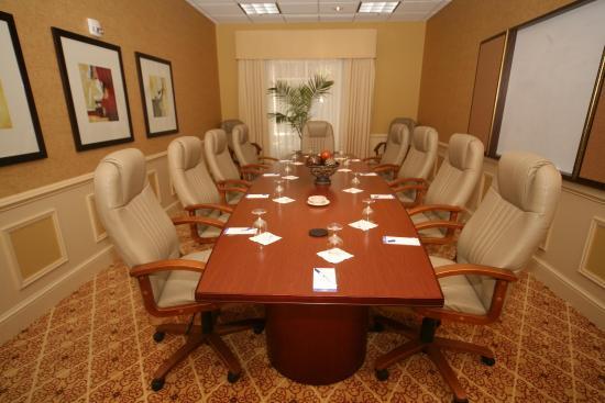 Anderson, Güney Carolina: Executive Boardroom