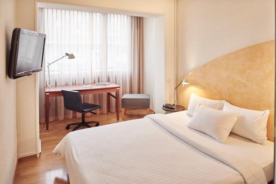 Hotel La Pergola : Zimmer