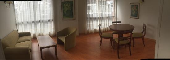 Hotel Baviera: Segundo ambiente