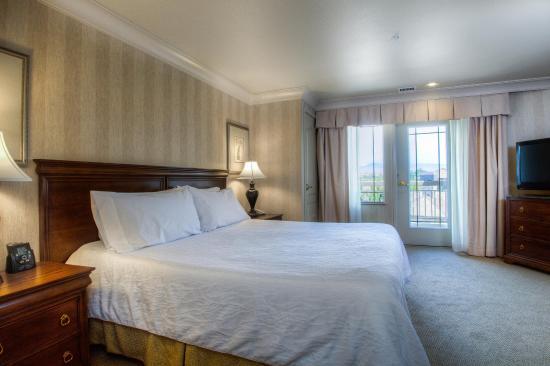 Eagle, Αϊντάχο: Grand Suite Bedroom