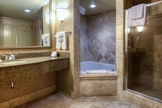 Eagle, Αϊντάχο: Suite Bathroom