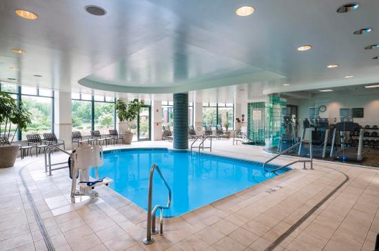 Glastonbury, CT: Indoor Pool