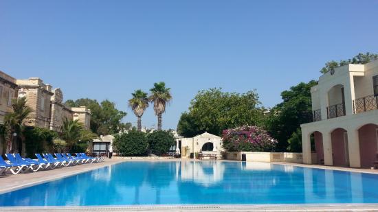 Pembroke, Malta: Il cuore pulsante della scuola