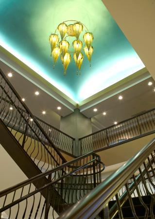 Hilton Garden Inn Worcester: Lobby