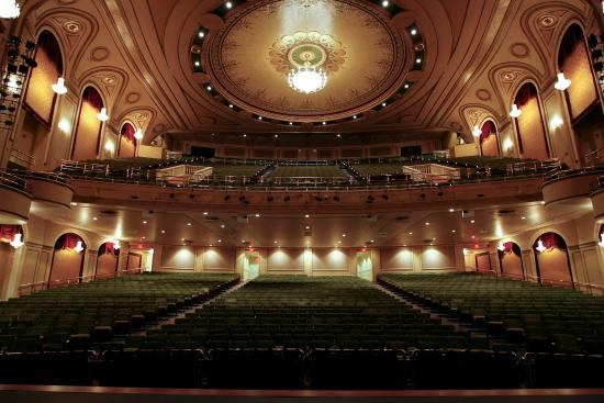 Hilton Garden Inn Worcester: Hanover Theatre