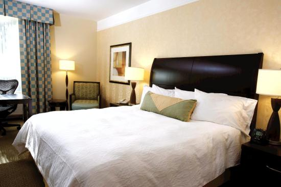 Hilton Garden Inn Worcester: King Evolution Guest Room