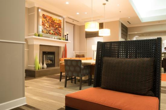 Rio Rancho, NM: Fireplace seating