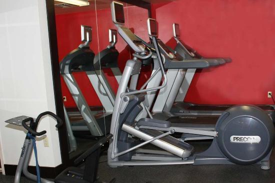 Rio Rancho, NM: Fitness Center
